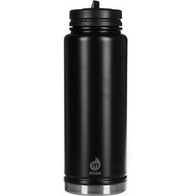MIZU 360 V12 Enduro LE Bottle 1200ml with Straw Lid, black